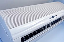 Met behulp van airconditioning controleert u de temperatuur in huis.©Maksud-Fotolia