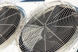 Een ventilatiesysteem regelt de temperatuur en zorgt voor de juiste luchtvochtigheid in een ruimte.© Bernd Krˆger - Fotolia